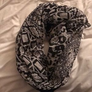 Charlotte Russe Aztec design infinity scarf